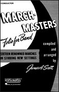 March Masters Folio for Band - 3rd Bb Cornet - Trumpet - 3rd Bb Cornet/Trumpet