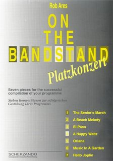 On The Bandstand (3) - Bb Clarinet II - Bb Flugel horn I - Bb Sopr... - Bb Clarinet II/Bb Flugel horn I/Bb Sopr...