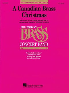 A Canadian Brass Christmas - Partitur