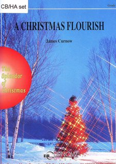 A Christmas Flourish - Partitur