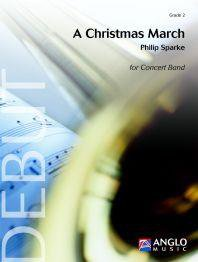 A Christmas March - Set (Partitur + Stimmen)