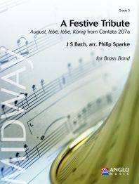 A Festive Tribute - Partitur