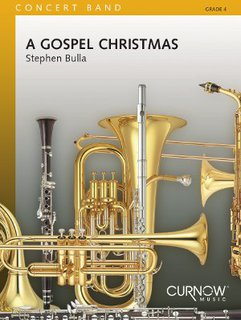 A Gospel Christmas - Partitur
