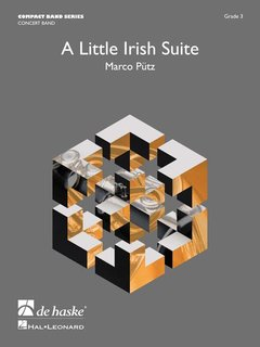 A Little Irish Suite - Partitur