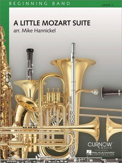 A Little Mozart Suite - Partitur