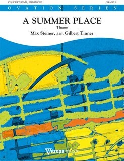 A Summer Place - Partitur