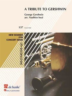 A Tribute to Gershwin - Partitur