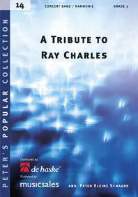 A Tribute to Ray Charles - Set (Partitur + Stimmen)