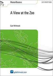 A View at the Zoo - Set (Partitur + Stimmen)
