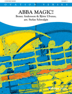 ABBA Magic! - Set (Partitur + Stimmen)
