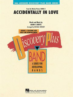 Accidentaly in Love - Set (Partitur + Stimmen)
