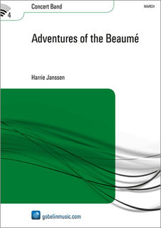 Adventures of the Beaumé - Set (Partitur + Stimmen)