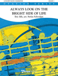 Always Look on the Bright Side of Life - Set (Partitur + Stimmen)