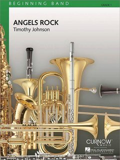 Angels Rock - Partitur