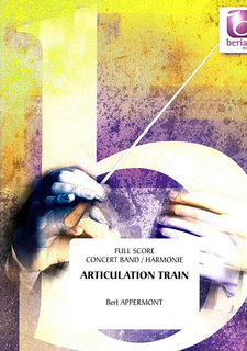 Articulation Train - Set (Partitur + Stimmen)