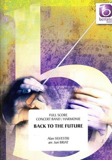 Back to the Future - Set (Partitur + Stimmen)