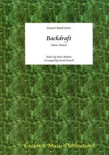 Backdraft - Set (Partitur + Stimmen)