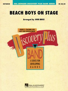Beach Boys on Stage - Partitur