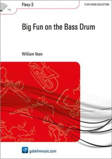 Big Fun on the Bass Drum - Partitur