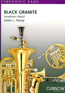 Black Granite - Set (Partitur + Stimmen)