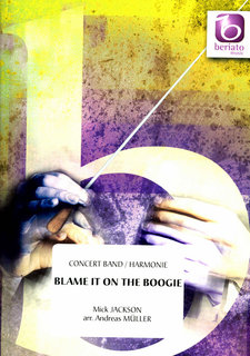 Blame It On the Boogie - Partitur