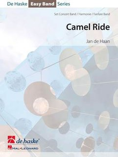 Camel Ride - Set (Partitur + Stimmen)