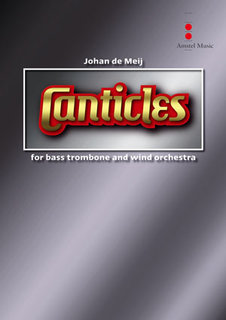 Canticles - Partitur