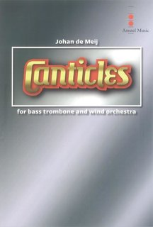 Canticles - Studienpartitur