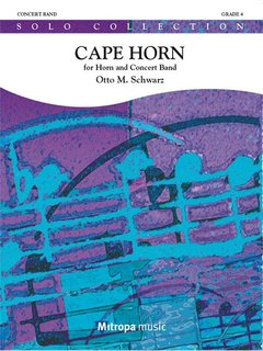 Cape Horn - Partitur