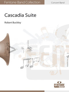 Cascadia Suite - Set (Partitur + Stimmen)