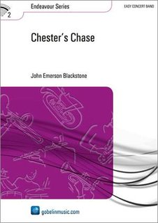Chesters Chase - Partitur