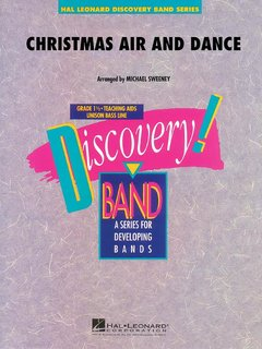 Christmas Air and Dance - Partitur