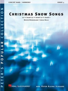 Christmas Snow Songs - Partitur