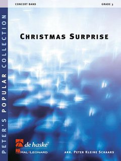 Christmas Surprise - Partitur