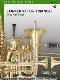 Concerto for Triangle - Partitur