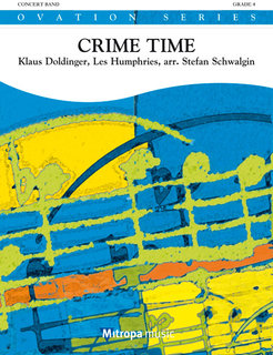 Crime Time - Set (Partitur + Stimmen)