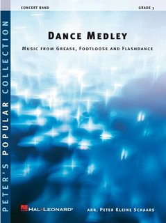 Dance Medley - Partitur