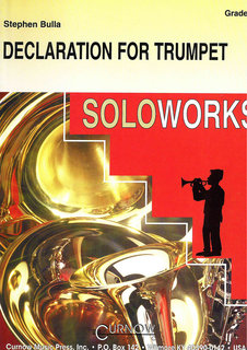Declaration for Trumpet - Set (Partitur + Stimmen)
