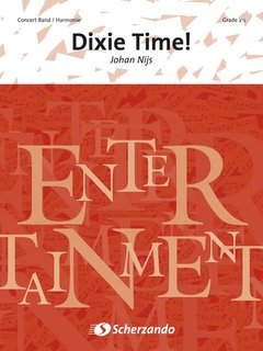 Dixie Time! - Set (Partitur + Stimmen)