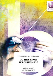 Do They Know Its Christmas - Set (Partitur + Stimmen)