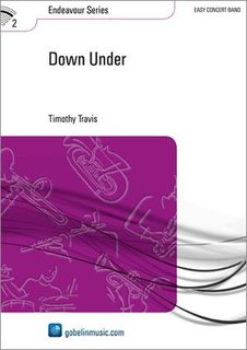 Down Under - Partitur