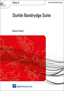 Durkle Bandrydge Suite - Set (Partitur + Stimmen)
