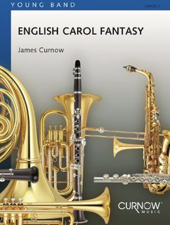 English Carol Fantasy - Set (Partitur + Stimmen)