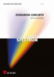 Evergreen Concerto - Partitur