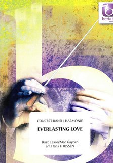 Everlasting Love - Set (Partitur + Stimmen)
