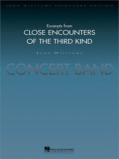 Excerpts from Close Encounters of the Third Kind - Set (Partitur + Stimmen)