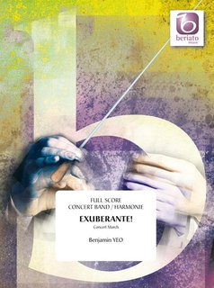 Exuberante! - Concert March - Partitur