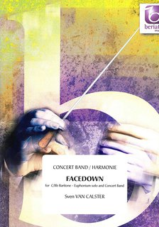 Facedown - Set (Partitur + Stimmen)
