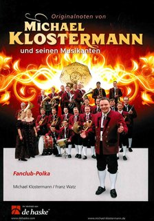 Fanclub Polka - Set (Partitur + Stimmen)