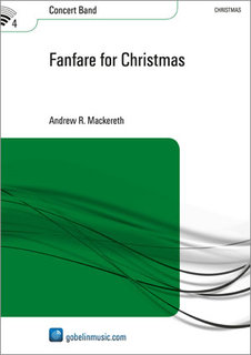 Fanfare for Christmas - Set (Partitur + Stimmen)